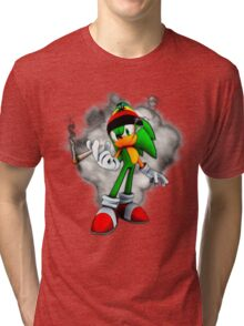 Chronic The Hedgehog Tri-blend T-Shirt