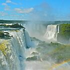 Mighty Iguazu by Zack Parton