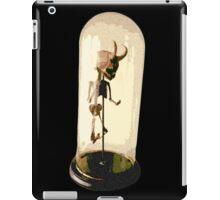 devil baby skeleton iPad Case/Skin