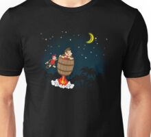 Great Banana in the Sky Unisex T-Shirt