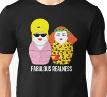 Fabulous Realness Black Unisex T-Shirt