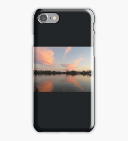 Anchor Cannon vs. Cloud Monster iPhone Case/Skin