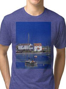 The Tide Mill ( Violet Skies ) Tri-blend T-Shirt