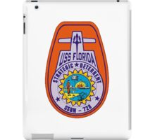 SSBN 728 USS Florida iPad Case/Skin
