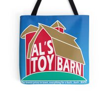 Al's Toy Barn Tote Bag