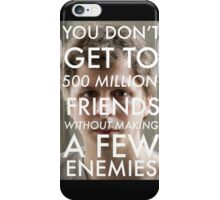 Alternate Universe Social Network iPhone Case/Skin