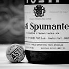 Asti Spumante by Briar Richard