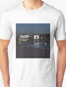Low Tide, The Tide Mill, Woodbridge ( 1:1) Unisex T-Shirt