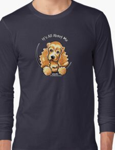Cocker Spaniel :: It's All About Me Long Sleeve T-Shirt