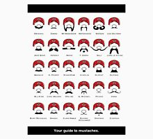 Mustaches Guide Unisex T-Shirt