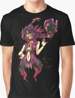 Sassy Mismagius Graphic T-Shirt