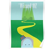 Wizard of Oz Reimagined Poster