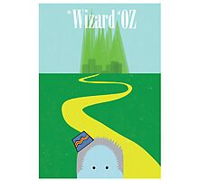 Wizard of Oz Reimagined Photographic Print