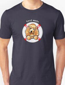 Cocker Spaniel :: First Mate T-Shirt
