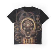 Infernal Steampunk Machine #2B Graphic T-Shirt