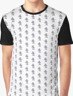 Cute Werewolf Graphic T-Shirt