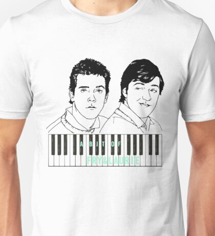 A Bit of Fry and Laurie Unisex T-Shirt