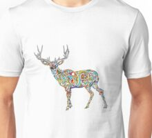 Third Eye Deer Unisex T-Shirt