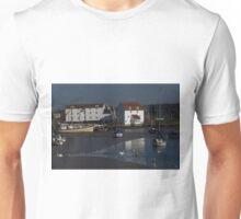 Low Tide, The Tide Mill, Woodbridge Unisex T-Shirt