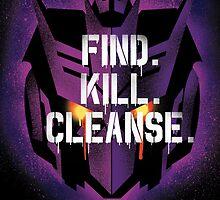 DJD - Find. Kill. Cleanse. by Dave Brogden