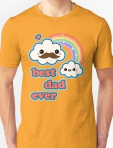 Cute Best Dad Ever Unisex T-Shirt