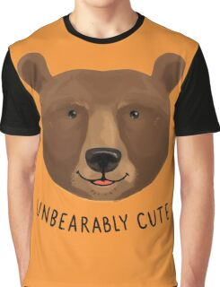 Unbearably Cute Graphic T-Shirt