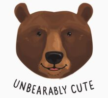 Unbearably Cute Baby Tee