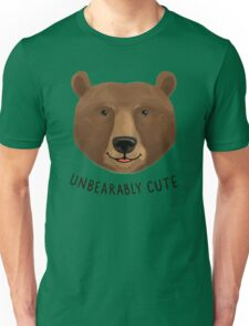 Unbearably Cute Unisex T-Shirt