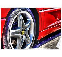 Ferrari Flair Poster