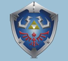 Hylian shield by Midna