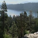 Scenic Emerald Bay by photoclimber