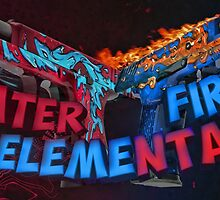 The elementals by Gamers