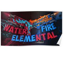 The elementals Poster