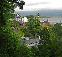 Portmeirion by wraysburyade