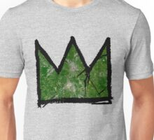 "Basquiat ""King of Atlanta Georgia"" Unisex T-Shirt"