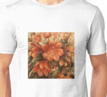 oringe flowers Unisex T-Shirt