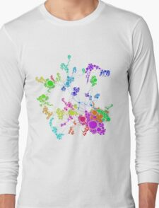 The Graph Of Human Diseases Long Sleeve T-Shirt