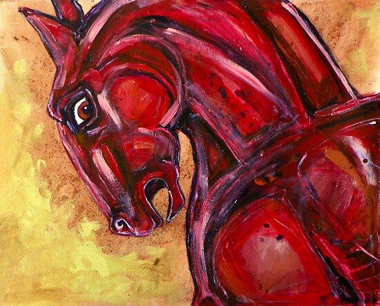Inferno by Lynnette Shelley
