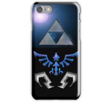 Skyward Sword iPhone Shield- Fi's theme iPhone Case/Skin