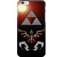 Skyward Sword iPhone/ iPad Shield- Demise's Burning theme iPhone Case/Skin