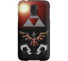 Skyward Sword iPhone/ iPad Shield- Demise's Burning theme Samsung Galaxy Case/Skin