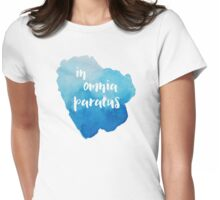 In Omnia Paratus - Ready for Anything Womens Fitted T-Shirt