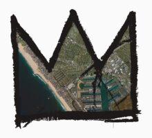 "Basquiat ""King of Venice Beach"" Marina Del Ray Kids Clothes"