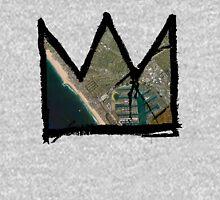 "Basquiat ""King of Venice Beach"" Marina Del Ray Unisex T-Shirt"