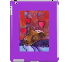 Ricky  iPad Case/Skin