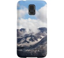 Mount St Helens lava dome 2 Samsung Galaxy Case/Skin