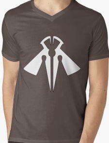 Rank-Up-Magic Raptor's Force White edition Mens V-Neck T-Shirt