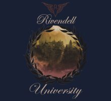 Rivendell University One Piece - Long Sleeve