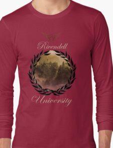 Rivendell University Long Sleeve T-Shirt