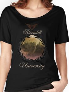 Rivendell University Women's Relaxed Fit T-Shirt